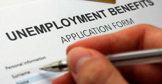 Unemployment Benefit Application