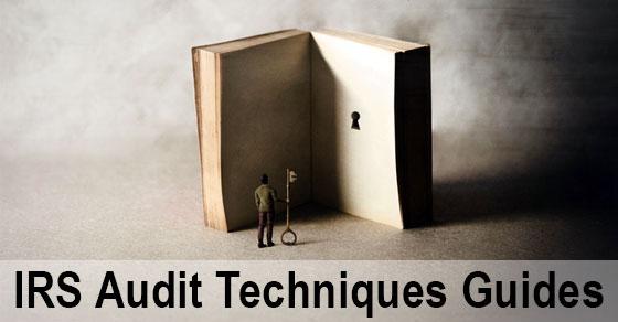 IRS Audit Techniques Guides