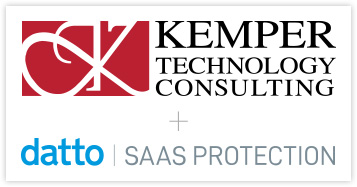 Kemper Technology Consulting + Datto SaaS Protection