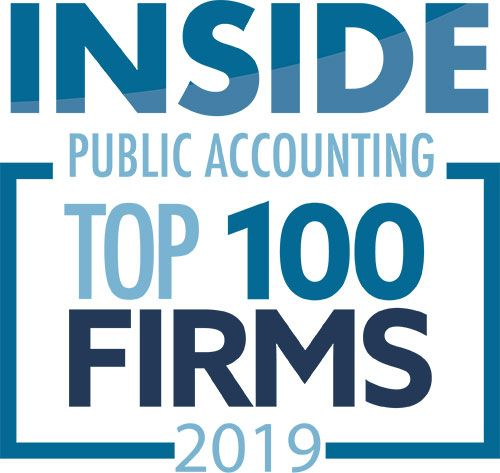 Inside Public Accounting Top 100 Firms 2019